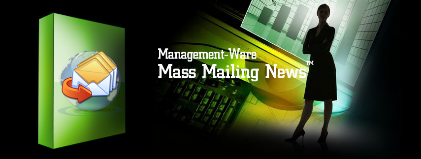 Mass Mailing News - mass emailing software